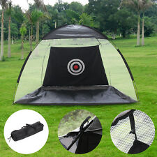 Golf Entrenamiento Quickster Red De Práctica  Small Space  Removable