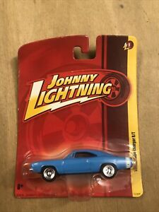 JOHNNY LIGHTNING 1969 DODGE CHARGER R/T 1/64 SCALE DIECAST