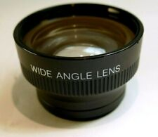 0.7X Wide angle 46mm threaded AUX converter Lens