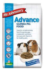 Mr Johnsons Advance Guinea Pig 1.5kg - Prevents Selective Feeding