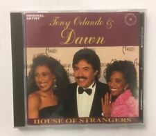 """Tony Orlando & Dawn """"House Of Strangers"""" NEW CD *FATCD 121* Posted From The UK"""