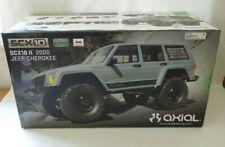Axial 1/10 SCX10 II 2000 Jeep Cherokee 4WD RTR w/ Gens Ace 5000 MINTY
