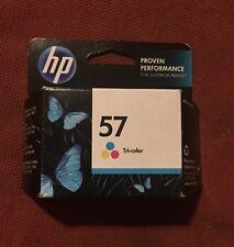New HP 57 Tri-color Original Ink Cartridge (C6657AN)