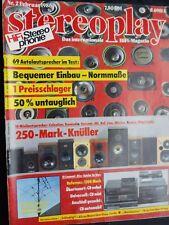 STEREOPLAY 2/86,BECKER MEXICO CD,KENWOOD KDC 9,BRAUN CD 3,McINTOSH MCD 7000