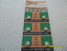 6 X AG3 LR41 1.55V BATTERY BATTERIES EXP 12/2020 SR41 10 20 50 AVAIL WATCH TOYS