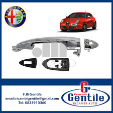 ALFA ROMEO MITO from 2008 HANDLE DOOR OPENING EXTERNAL LEFT CHROME L