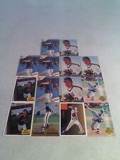 *****Kirk Presley*****  Lot of 54 cards.....12 DIFFERENT