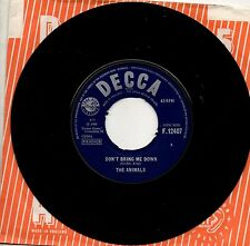 ANIMALS disco 45 giri CHEATING + DON'T BRING ME DOWN Made in ENGLAND 1966