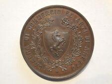 medaglia premio camera di commercio Arezzo 53mm