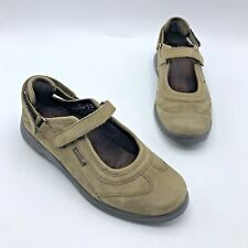 Mephisto Runoff Women Brown Mary Jane Shoe Size 8 EUR Pre Owned