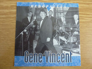 CD Gene Vincent Bebopalula Ruby baby