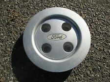 one 1990 to 1994 Ford Tempo hubcap center cap for polycast wheel