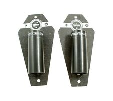 """2 x SHADOW CONSPIRACY LITTLE ONES BMX PEGS 4.3/"""" FIT ALL BIKES MACHINE BLACK NEW"""