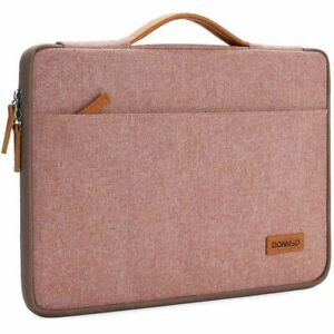 """Water Resistant Laptop Sleeve Handle 10"""" 11"""" 13"""" 14"""" 15"""" 17"""" Inch Macbook Bag"""