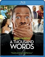 A Thousand Words [New Blu-ray] Ac-3/Dolby Digital, Dolby, Digital Theater Syst
