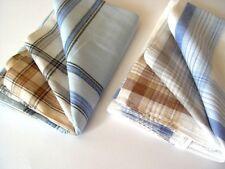 10 Herren Taschentuch Stofftaschentuch Taschentücher Nr.84-560