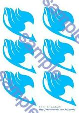 New Cosplay Body Art Tattoo seal Sticker Fairy Tail Wendy F/S