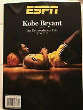 Kobe Bryant ESPN Magazine Special Edition 2020 an Extraordinary Life Mag
