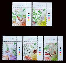 Singapore Stamps 2011 Spices of Singapore 新加坡香料