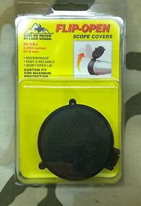 US ARMY BUTLER CREEK FLIP OPEN SCOPE COVER 57.2mm