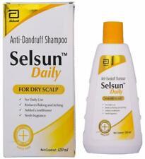 Abbott Selsun Daily Anti-Dandruff Shampoo for Dry Scalp (120 ml)