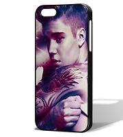 Justin Bieber Phone Case Cover Fits iPhone 4/4s, 5/5s 5c, 6 & 6 plus & 7, 7plus
