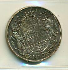 ICCS Canada 1952 50 cents MS-64 XLH 459