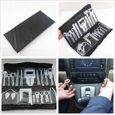 38 Pcs Metal Car Audio Stereo CD Player Removal Tool Key Kits For Off-Road SUV