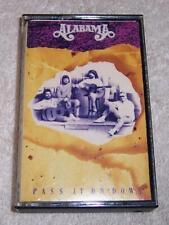 Alabama Pass It On Down Audio Cassette