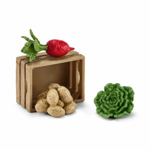 Schleich (Farm Life Accessories) FEED AND ACCESSORIES PACKS