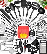 New Listing44 Pcs Kitchen Utensil Set Cooking Utensils Set - Nylon Kitchen Utensils Set