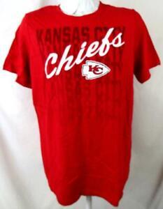 "Kansas City Chiefs Womens Plus Size 3X-Large ""STEALTH FADE"" T-shirt AKAC 320"