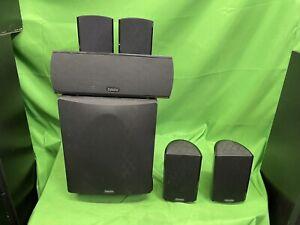 Definitive Technology ProCinema ProMonitor 600 5.1 Speakers w/ ProSub SUBWOOFER