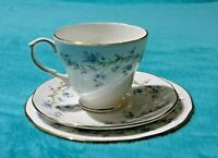 Vintage Duchess Tranquillity Tea Trio Cup, Saucer, Side Plate Free UK P&P