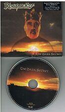 Rhapsody – The Dark Secret CD + DVD 2004