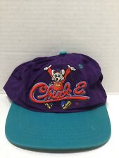 Damaged Chuck E Cheese Kids Hat Youth Vtg