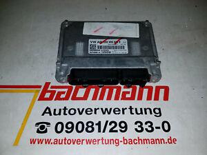 Motorsteuergerät VW Fox  3 Zylinder  03D906023B  Baj. 2/2008  BMD