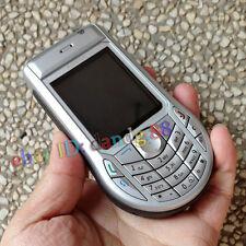 NOKIA 6630 Mobile Cell Phone Cellular GSM Triband Original Refurbished Silver