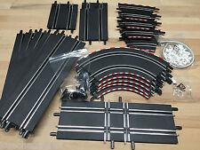 Carrera GO DIGITALE 143 19 pezzi Set ampliamento Curve DRITTO SMERIGLIATRICE