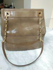 Salvatore Ferragamo patent leather vintage Handbag