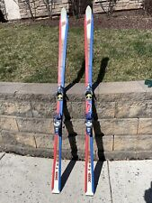 Vintage K2 Usa Four 88 Skis with Salomon 850 Bindings Great condition