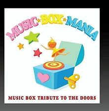 Music Box Mania - Music Box Tribute to The Doors [New CD] Manufactured On Demand