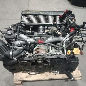 SUBARU FORESTER ENGINE PETROL, 2.5, EJ25 (10TH VIN = 6, 7 OR 8), TURBO, 169kW (5