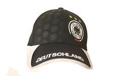 DEUTSCHLAND GERMANY DEUTSCHER FUSSBALL-BUND LOGO FIFA WORLD CUP EMBOSSED HAT CAP