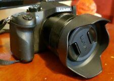 Panasonic DMC-FZ1000 LUMIX 4k camera 20.1MP Leica Lens f2.8-4.0 ZOOM PROBLEM