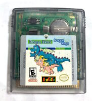 Dragon Tales Dragon Wings NINTENDO GAMEBOY COLOR GAME Tested + WORKING
