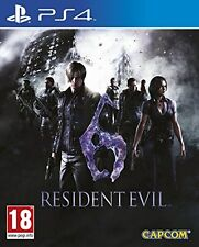 Resident Evil 6 HD Remake (PS4)