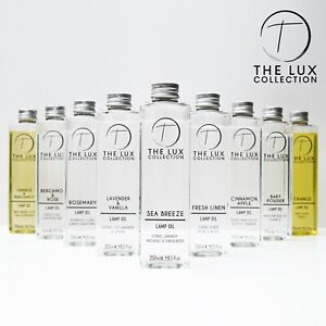 The Lux Collection Fragrance Lamp Oil 500ml Lampe Berger Ashleigh & Burwood Gift