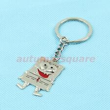 Sponge Bob Pendant Lovely Key Chain Keyring Ring Keychain Couple Gift