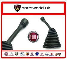 FIAT UNO MK2 4 Velocità Gomma Pomello del Cambio e Ghetta 182247880 BRAND NEW & GENUINE